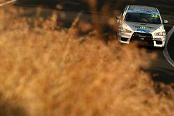 #34 PRO-DUCT Motorsport, Mitsubishi Lancer Evo X: Jason Bargwanna, Neil Crompton, Brad Jones