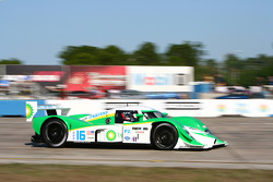 #16 Dyson Racing Team Lola B09 86 Mazda: Chris Dyson, Guy Smith, Andy Lally