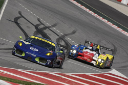 #99 JMB Racing Ferrari F430 GT: John Hartshorne, Yvan Lebon, Romain Ianetta