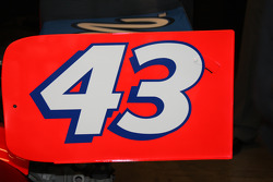 Detail of the No. 43