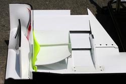 Front wing, detail, Brawn GP