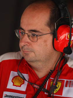 Luca Colajanni Ferrari Press Officer