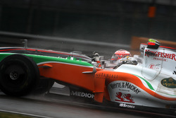 Adrian Sutil, Force India F1 Team Heikki Kovalainen, McLaren Mercedes