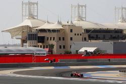 Kimi Raikkonen, Scuderia Ferrari, atmosphere
