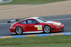 #75 Endurance China Team Porsche 997 GT3 RSR: Darryl O'Young, Philippe Hesnault