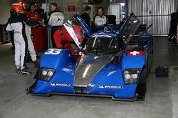 #33 Speedy Racing Team Sebah Lola B08/80 Coupé - Judd: Jonny Kane, Benjamin Leuenberger, Xavier Pompidou