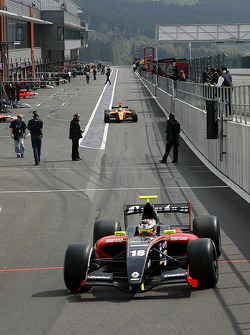 #18 Comtec Racing: Alexandre Marsoin
