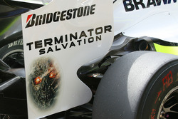 Terminator new sponsor of Brawn GP