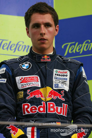 3rdm Daniel Juncadella, Eurointernational