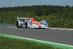#39 KSM Lola B07/46 - Mazda: Francesco Sini, Matthew Marsh, Hideki Noda in Malmedy