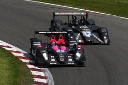#35 Oak Racing Pescarolo - Mazda: Matthieu Lahaye, Karim Ajlani