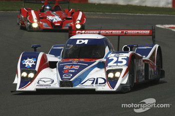 #25 RML Lola B08/80 Coupé - Mazda: Thomas Erdos, Mike Newton