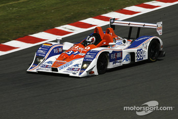 #39 KSM Lola B09/86 - Mazda: Francesco Sini, Matthew Marsh, Hideki Noda