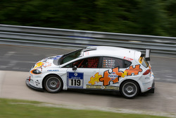 #119 Seat Leon Supercopa: Klaus Werner, Michael Budde, Martin Kinzler, Alexander Prinz