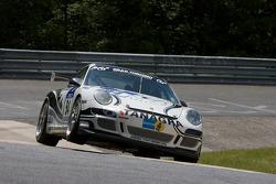 #94 Scuderia Offenbach Porsche 997: Matthias Weiland, Harald Weiland, Michael Klein, Antonine Feidt