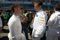Andy Priaulx and Marcus Schurig