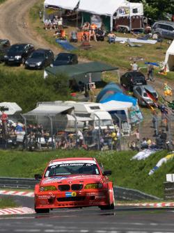 #49 Team Tschornia Motorsport BMW M3: Akihiko Fujioka, Izumi Yoshida, Hiroyuki Kishimoto, Jürgen Bussmann