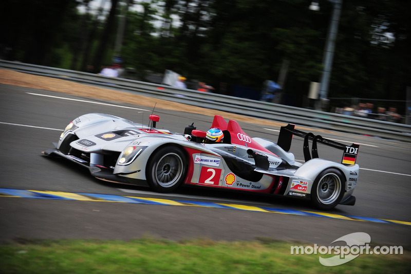 2009: Audi R15 TDI