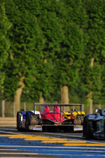 #10 Team Oreca-Matmut-AIM Oreca 01 AIM: Stphane Ortelli, Bruno Senna, Tiago Monteiro