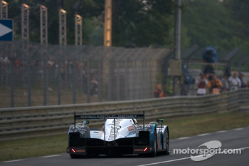 #17 Pescarolo Sport Peugeot 908: Benoit Treluyer, Jean-Christophe Boullion, Simon Pagenaud
