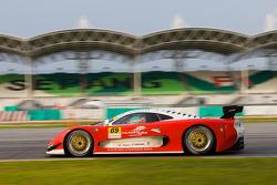 #69 Thunder Asia Racing Mosler MT900R: Melvin Choo, Martin Short