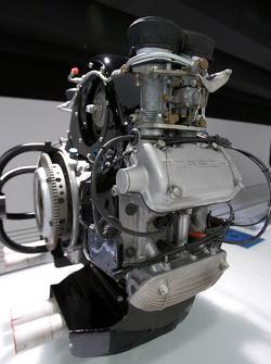 Porsche Typ 547 4-cylinder boxer engine Furhmann