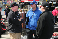 Paul Tracy, KV Racing Technology talking Bryan Herta and Jimmy Vasser