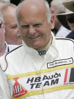 Stig Blomqvist, Audi 100 year celebrations