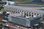 Lindner hotel, Aerial views of the Nurburgring and the new development and facilities around it