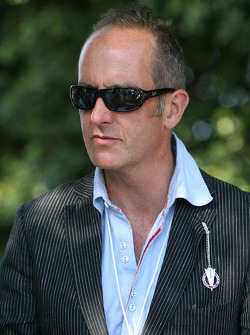 TV Presenter Kevin McCloud