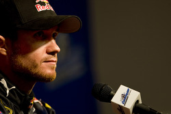 Press conference: pole winner Brian Vickers, Red Bull Racing Team Toyota