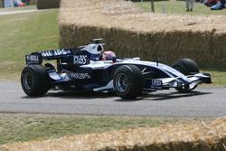 Kazuki Nakajima, Williams Toyota FW29 2007