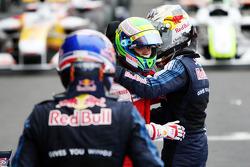 Felipe Massa, Scuderia Ferrari, Sebastian Vettel, Red Bull Racing