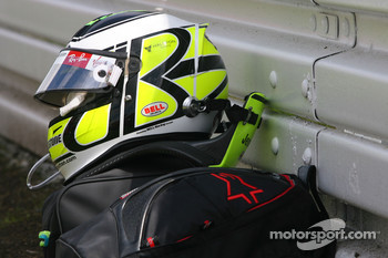 Helmet of Jenson Button, Brawn GP
