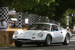 Ferrari 246 GT Dino 1972, Chris Evans' Magnificent 7