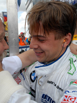 Augusto Farfus celebrates victory