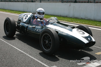 #6 Rod Jolley (GB) Cooper T45/51, 1958, 1500cc