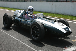 #6 Rod Jolley (GB) Cooper T45/51, 1958, 1500cc