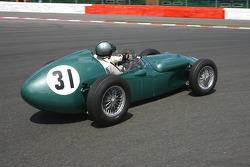 #31 Hubert Fabri (B) Aston Martin DBR4, 1959, 2500cc