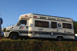 Robert Kubica, BMW Sauber F1 Team fans