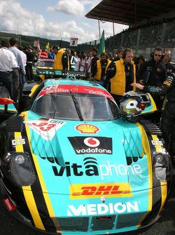 #33 Vitaphone Racing Team DHL Maserati MC 12