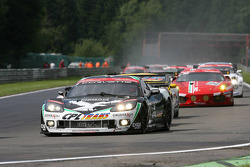 #3 Selleslagh Racing Team Corvette Z06: Bert Longin, James Ruffier, Maxime Soulet, Oliver Gavin