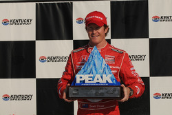 Scott Dixon, Target Chip Ganassi Racing gets the pole award