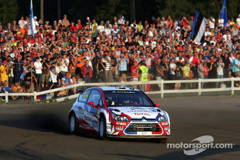 Sbastien Ogier and Julien Ingrassia, Citroen Junior Team Citroen C4 WRC