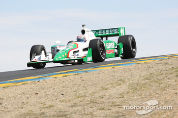Tony Kanaan, Andretti Green Racing