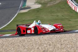 #3 Scuderia Lavaggi Lavaggi LS1 - AER: Giovanni Lavaggi, Wolfgang Kaufmann