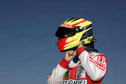 Rio Haryanto first drive in the Australian Formula 3 Championship
