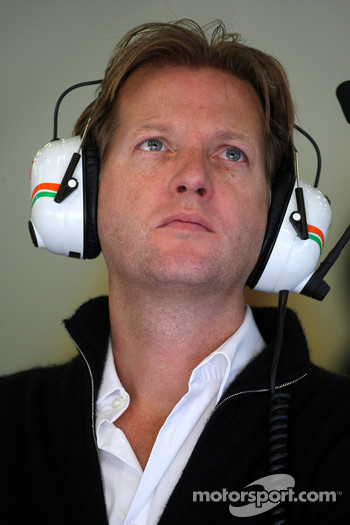Michael Mol, Force India F1 Team