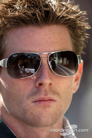 Anthony Davidson, Brawn GP reserve driver