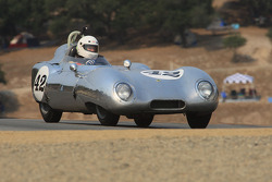Brian MacEachern, 1956 Lotus 11